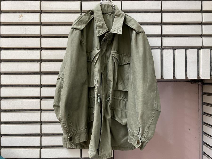 【ヴィンテージアイテム買取入荷報告その⑥】US ARMY M-51 フィールドジャケット