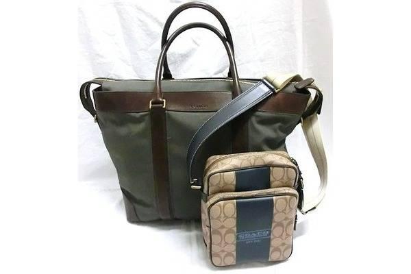 「コーチのバッグ 」