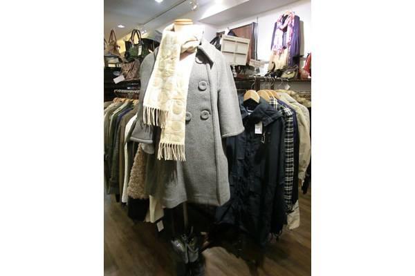 「グロバーオールのコート 」