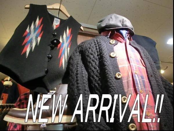 「新着の新入荷 」