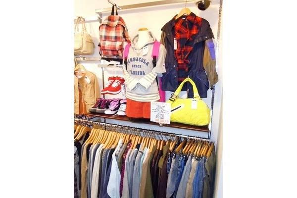 「洋服の買取 」