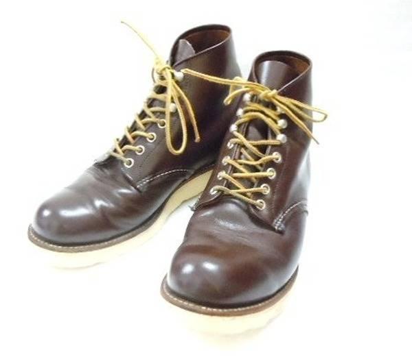 「レッドウイングのブーツ 」