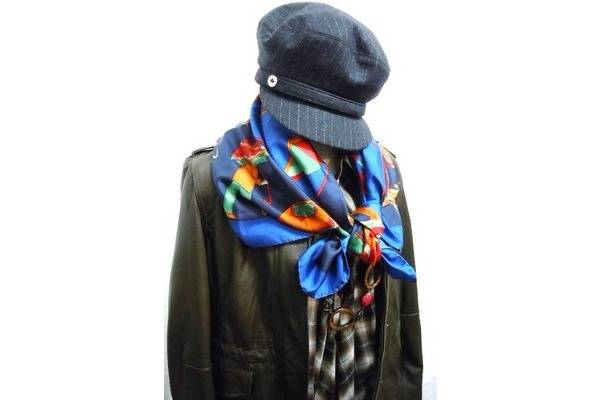 「23区のレザージャケット 」