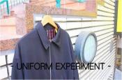 [入荷速報]uniform experimentより18SSアイテム入荷!!