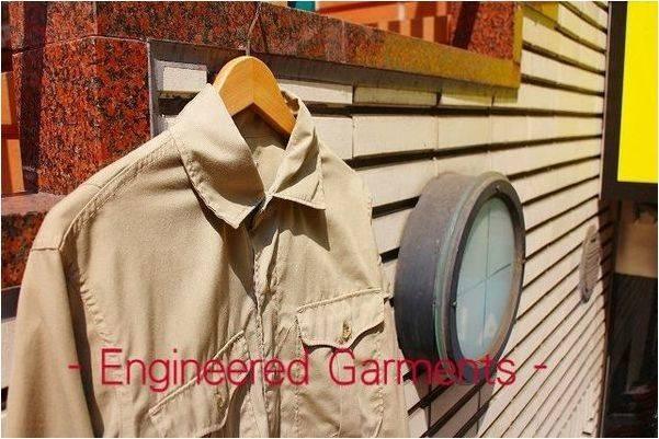 [入荷速報]Engineered Garmentsよりミリタリージャケットを入荷!!