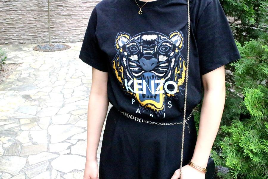 おなじみ! KENZO CLASSIC TIGER FACE TEE (ケンゾー)が入荷。