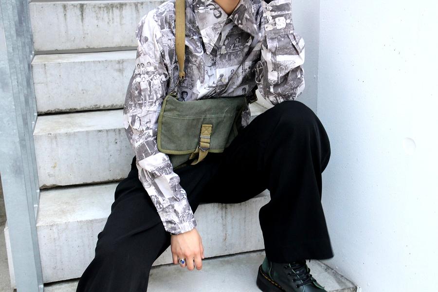 70's/総柄レーヨンシャツが入荷!!【KENNINGTON/ケニントン】