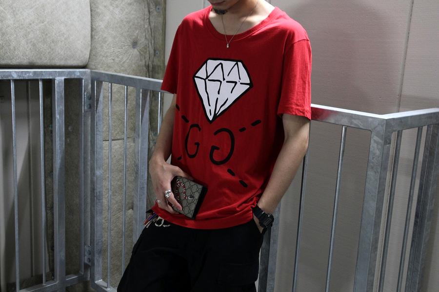 本日の買取速報【GUCCI/グッチ/ゴーストTシャツ】