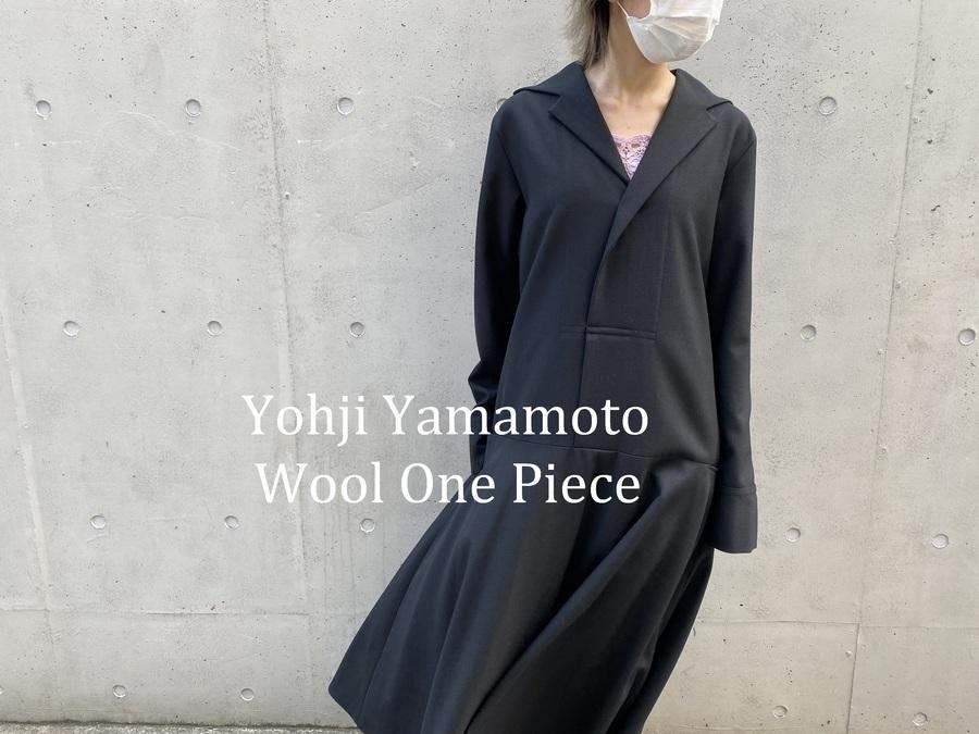「ドメスティックブランドのYOHJI YAMAMOTO+NOIR 」