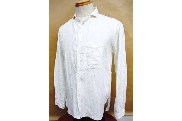 「リネンシャツのTシャツ 」