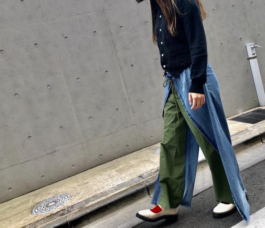 「キャリアファッションのAMERI 」