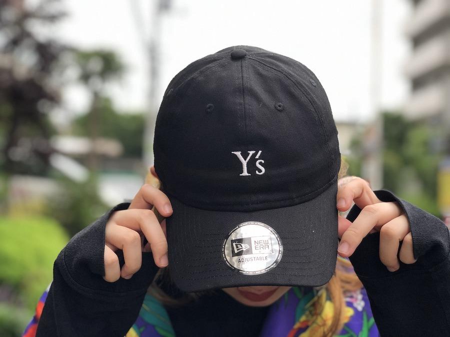 「ドメスティックブランドのNew Era × Y's 」