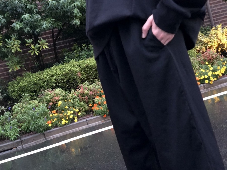 「ドメスティックブランドのYOHJI YAMAMOYO 」