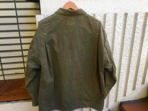 吉田カバンのジャケット