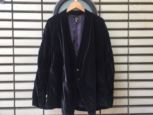 作務衣のジャケット
