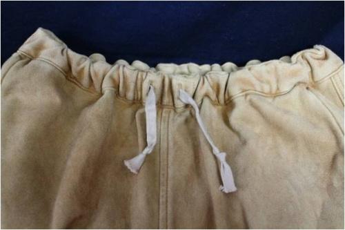 Porter ClassicのAGING PANTS