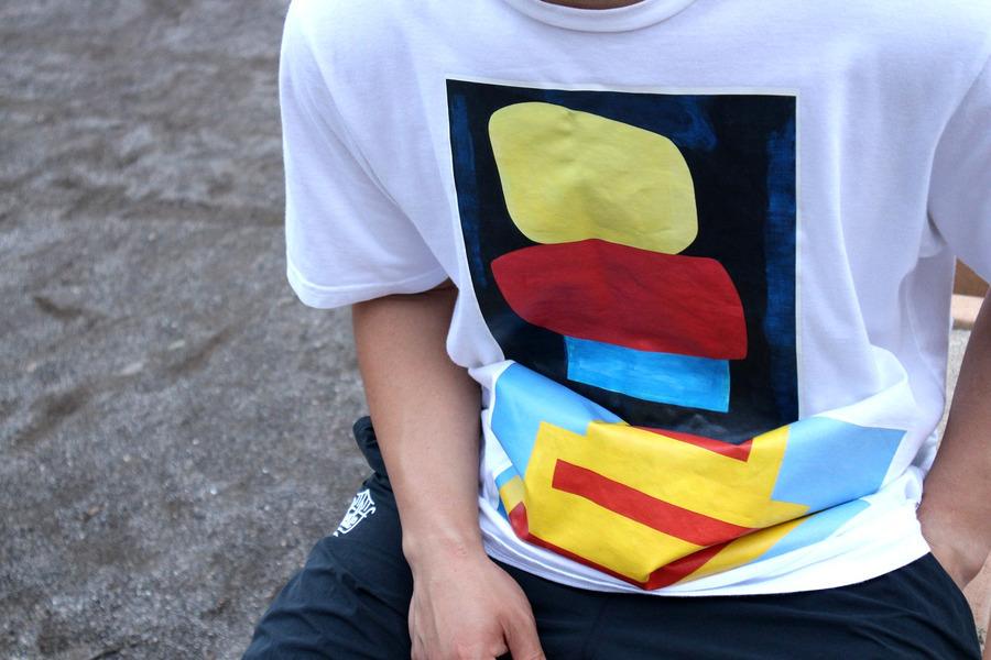 マルニのフォトTシャツ