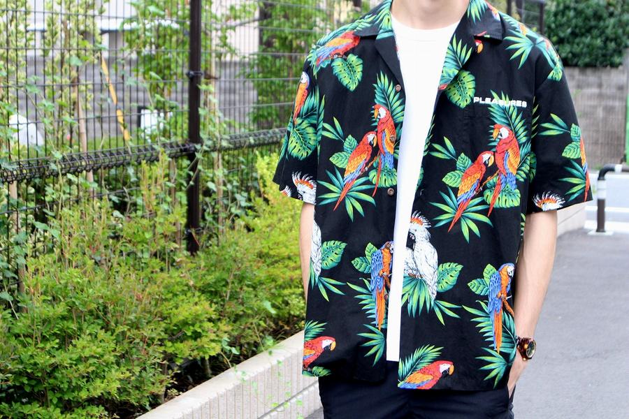 アロハシャツの買取強化
