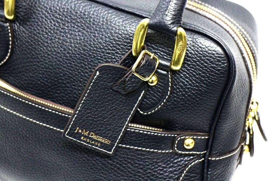 「永遠のベーシック」J&M DAVIDSON MINI MIA ハンドバッグ買取入荷致しました!