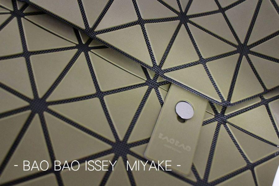 幾何学模様なバッグ BAO BAO ISSEY MIYAKE【トレファクスタイル調布店】