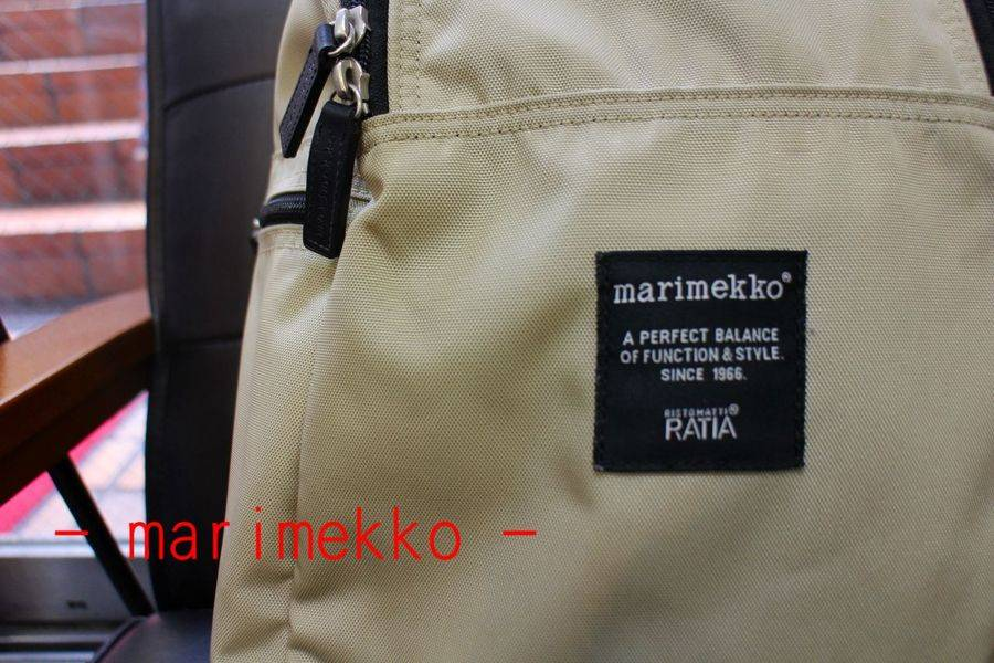 marimekko大人気バックパック BUDDY入荷!! 【古着買取トレファクスタイル調布店】