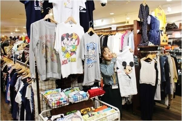 GWおすすめ情報!!キャラクターTシャツ特集♪【古着買取トレファクスタイル調布店】