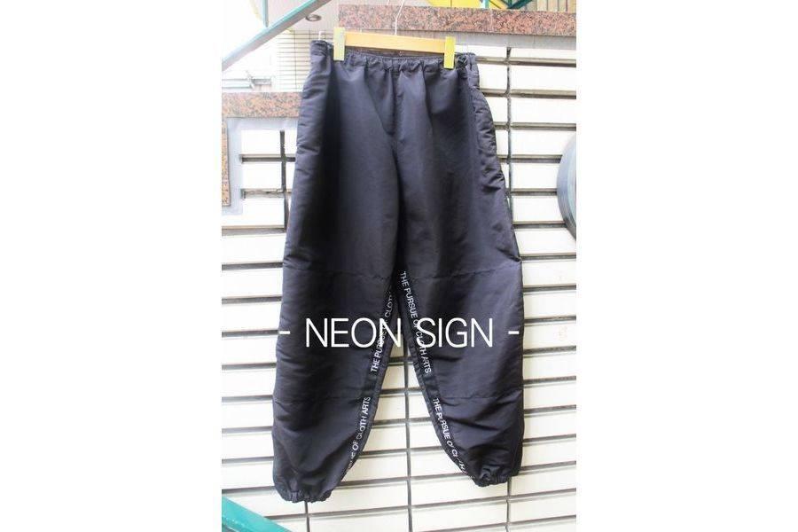 NEON SIGN/ネオンサイン より、TRACK PANTSを入荷!!【古着買取トレファクスタイル調布店】