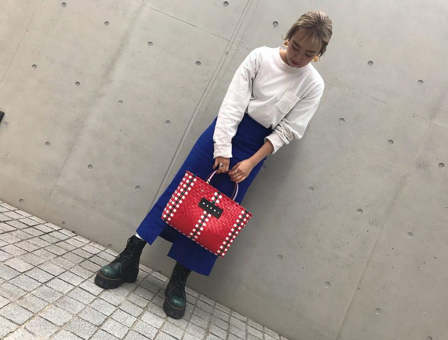 MARNI/マルニより話題のピクニックバッグが入荷!!