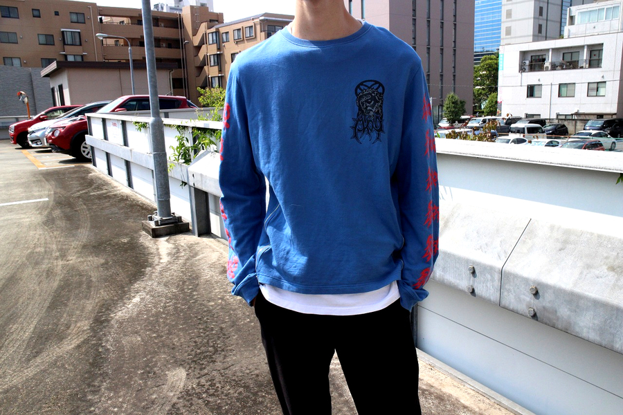 本日の買取速報【M-P-Q BY KAIZU/WORLD FAMOUS SAVIOR ZIPPER DETAILED LONG SLEEVE】