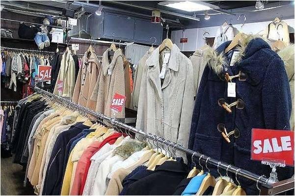 「古着の安い 」