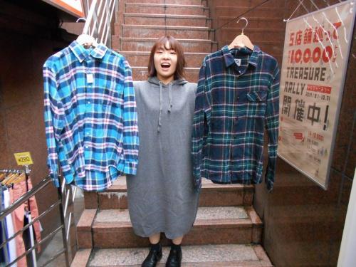 本川越の古着屋