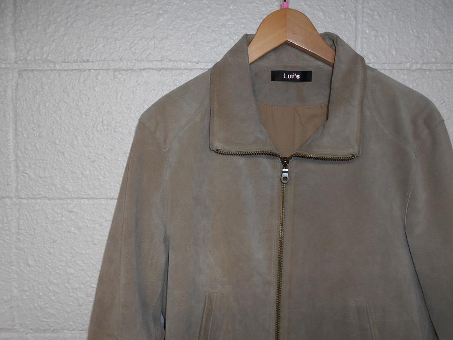 アーバンリサーチのレザージャケット