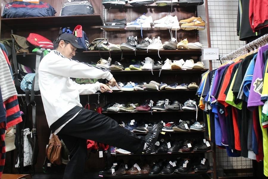 メンズの靴求む!!![ユーズレット本川越店]