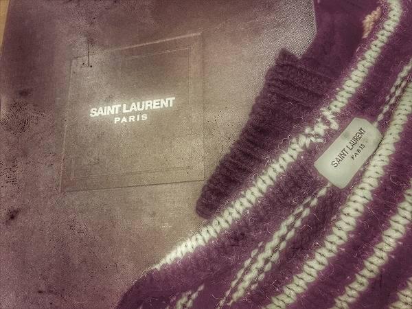 「Saint Laurent Parisのサンローラン 」
