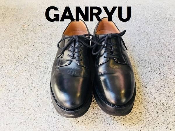 GANRYU/ガンリュウ 厚底シューズ入荷!