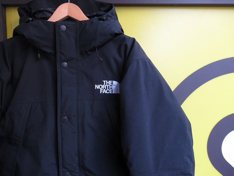 THE NORTH FACE MOUNTAIN DOWN JACKT入荷致しました!!