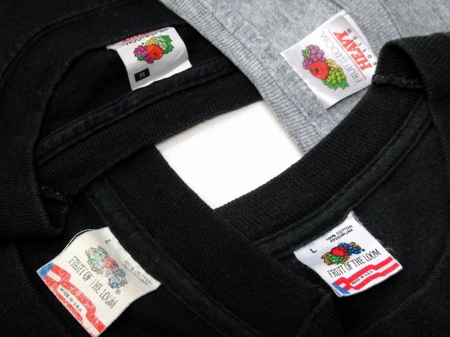 【高円寺店ヴィンテージブログ】FRUIT OF THE LOOM古着Tシャツ多数入荷です!!