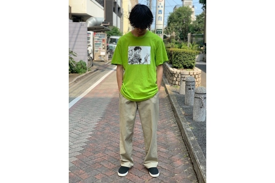 SUPREME(シュプリーム) × AKIRA(アキラ)17AWコラボTシャツ入荷!