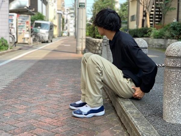 【高円寺店スニーカーブログ】AIR JORDAN 11 RETRO