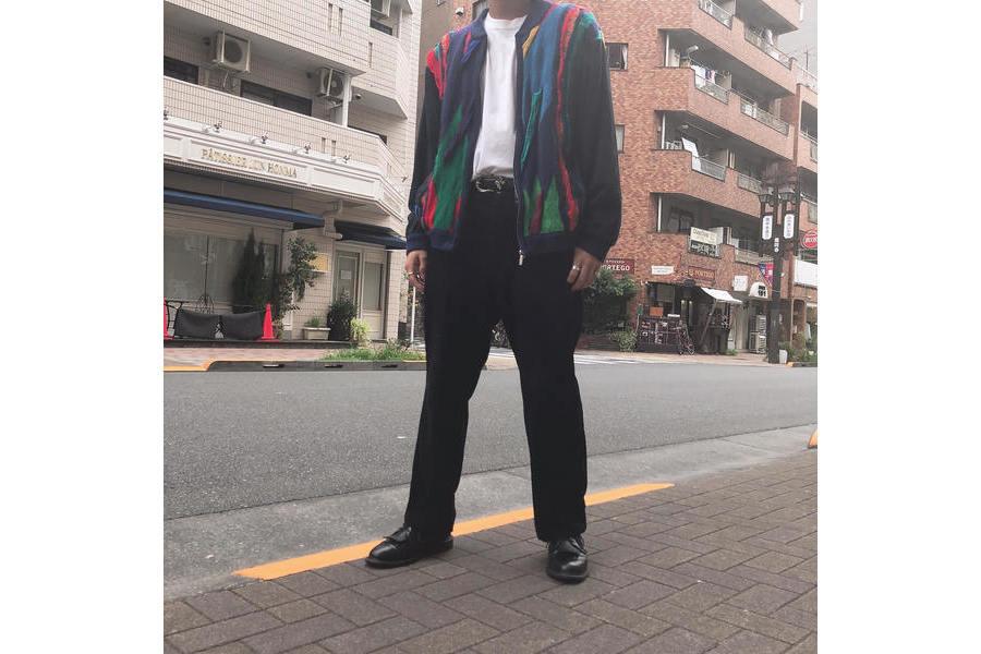 【高円寺ヴィンテージブログ】COOGI 3Dニットブルゾン買取入荷!