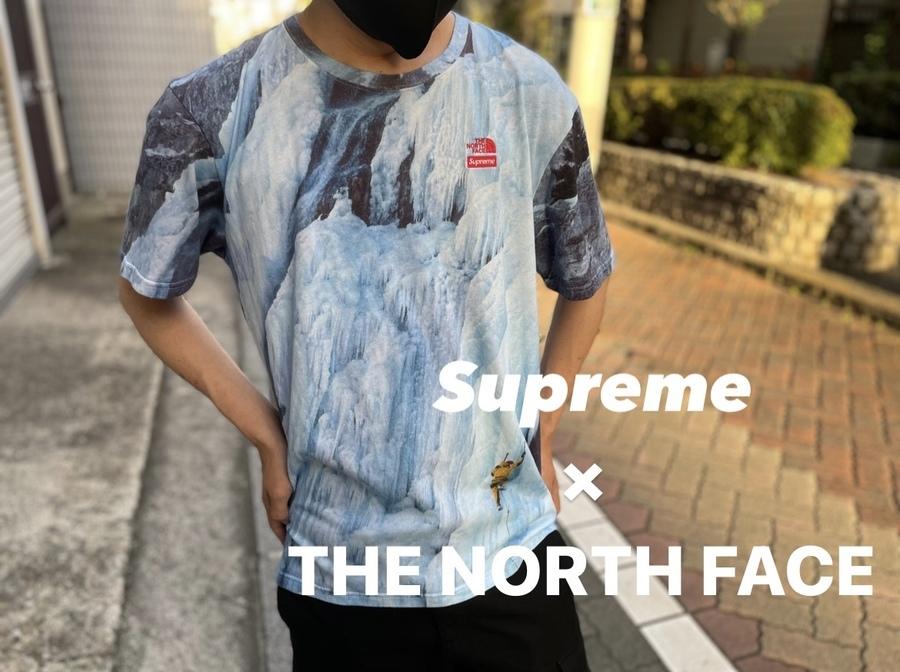「ストリートブランドのSupreme×THE NORTH FACE 」