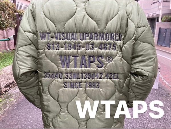 「W TAPSのダブルタップス 」