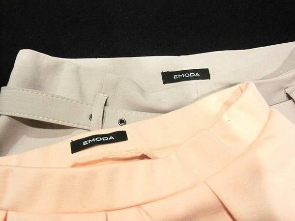 「EMODA(エモダ)のペプラムスカート 」