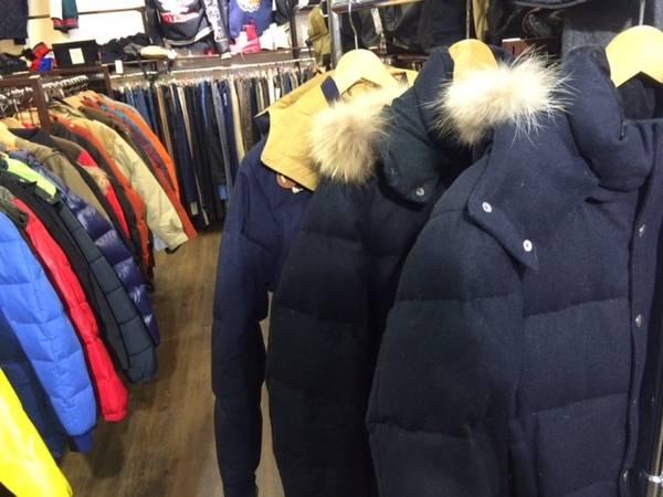 「ダウンジャケットの冬物 」