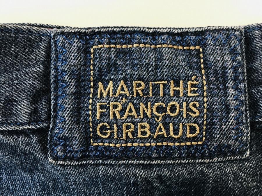 「ヴィンテージアイテムのMARITHE+FRANCOIS GIRBAUD 」