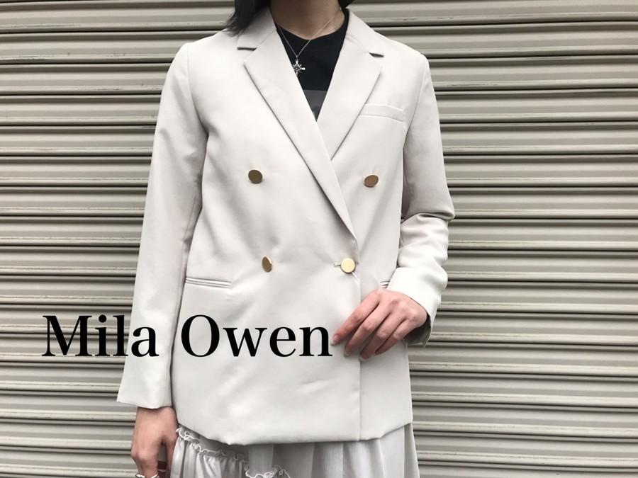 「フェミニンブランドのMila Owen 」
