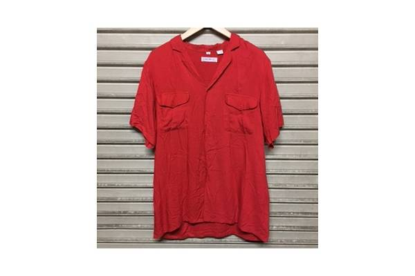 ビンテージの半袖シャツ