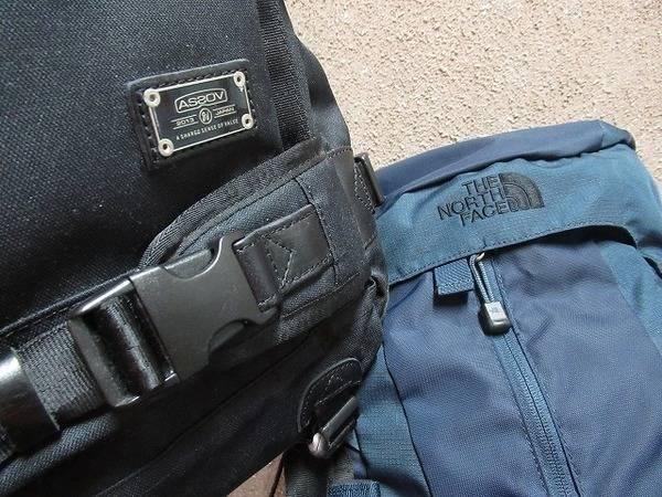 高円寺のバックパック