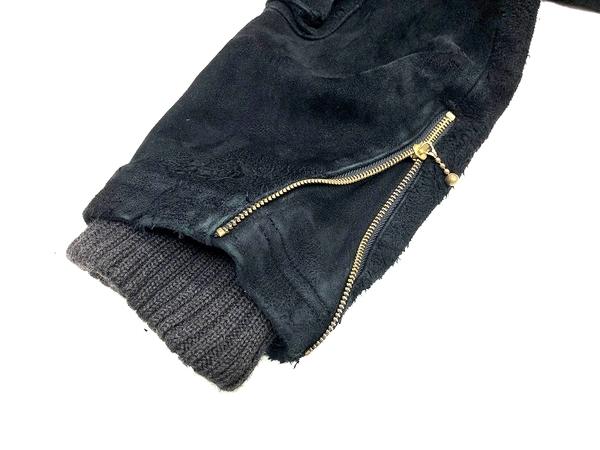 blackmeansのレザージャケット
