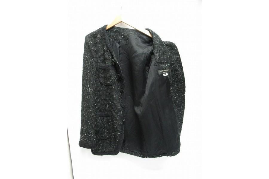 コムデギャルソンのツイードジャケット